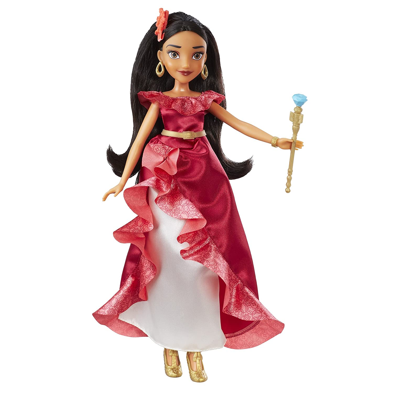 Amazon.com  Disney Elena of Avalor Adventure Dress Doll a75c836729542