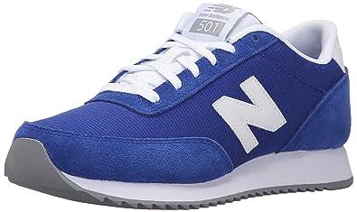 New Balance Women's WZ501V1 90's Traditional Running Shoe, Royal/White, ...