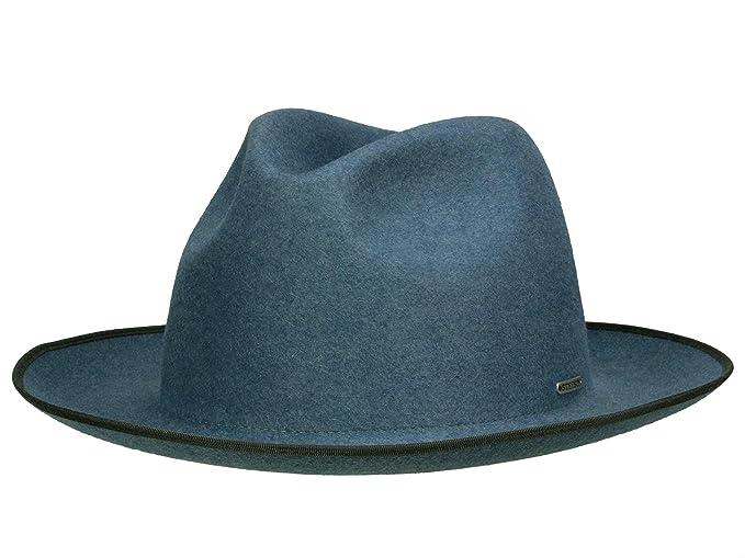 Stetson - Sombrero de vestir - para hombre 24 57  Amazon.es  Ropa y  accesorios 66a213dab28