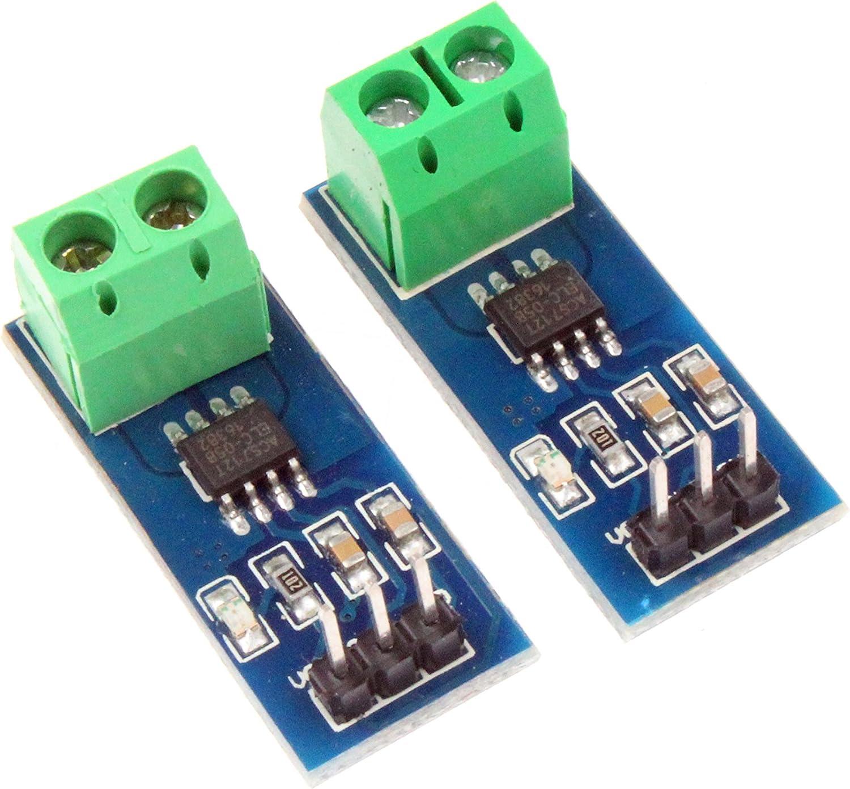 5PCS 20A range Current Sensor Module ACS712 Module NEW