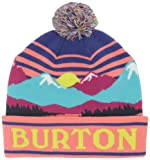 Burton Kids' Echo Lake Beanie, Georgia Peach, One