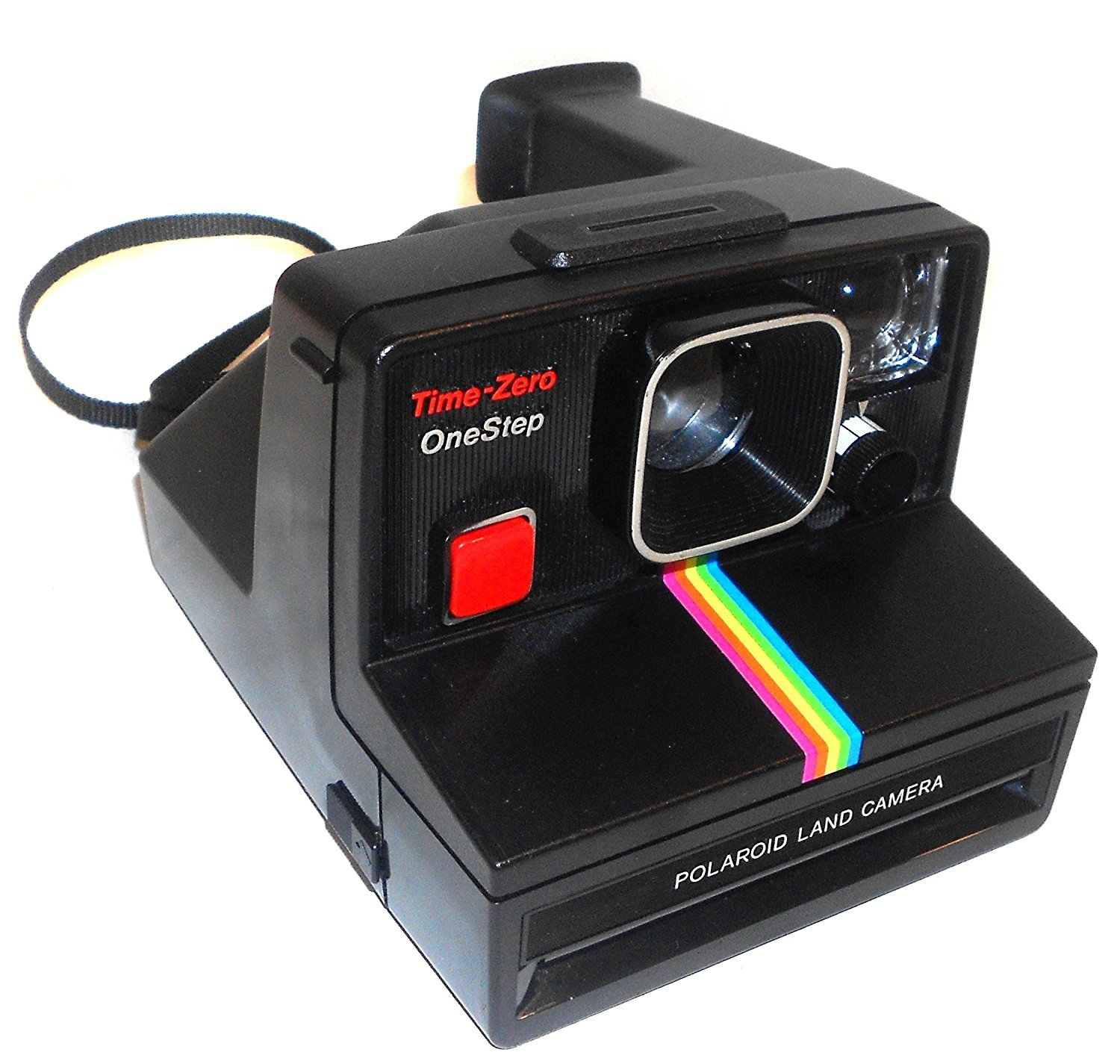 Amazon.com : Vintage Polaroid Time-Zero OneStep SX-70 Land Camera ...