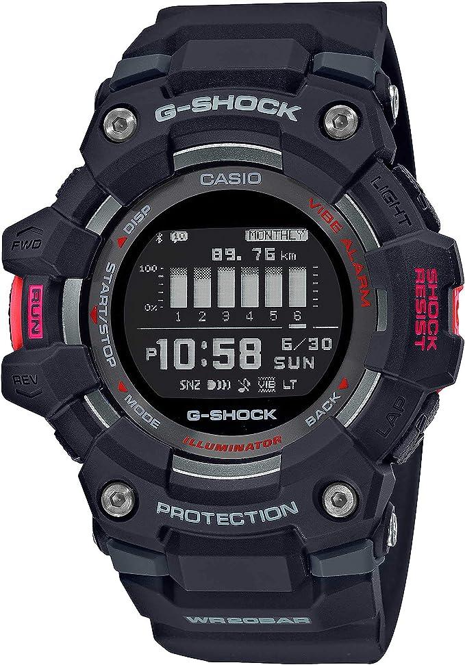 Casio G-Shock G-Squad GBD-100-1ER - 2020: Amazon.es: Relojes