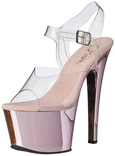 f6ee6f09707 Pleaser Women s Sky308 C Bpch Platform Dress Sandal