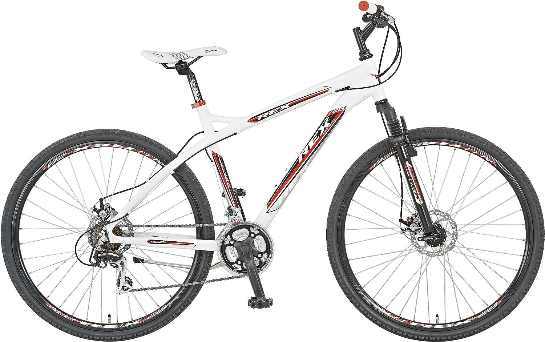 Rex Cross Bergsteiger 2.1 - Bicicleta híbrida, Talla L (173-183 cm ...
