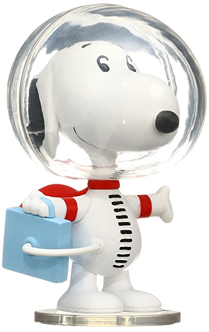 78061ad444 Image Unavailable. Image not available for. Color  Medicom Peanuts Series 6   Astronaut Snoopy UDF Action Figure