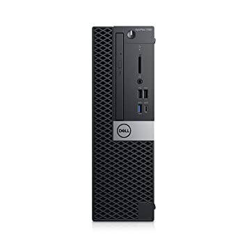 Dell OptiPlex 7060, 3,2 GHz, 8ª Generación de procesadores Intel Core i7, 8 GB, 256 GB, DVD RW, Windows 10 Pro: Dell: Amazon.es: Informática