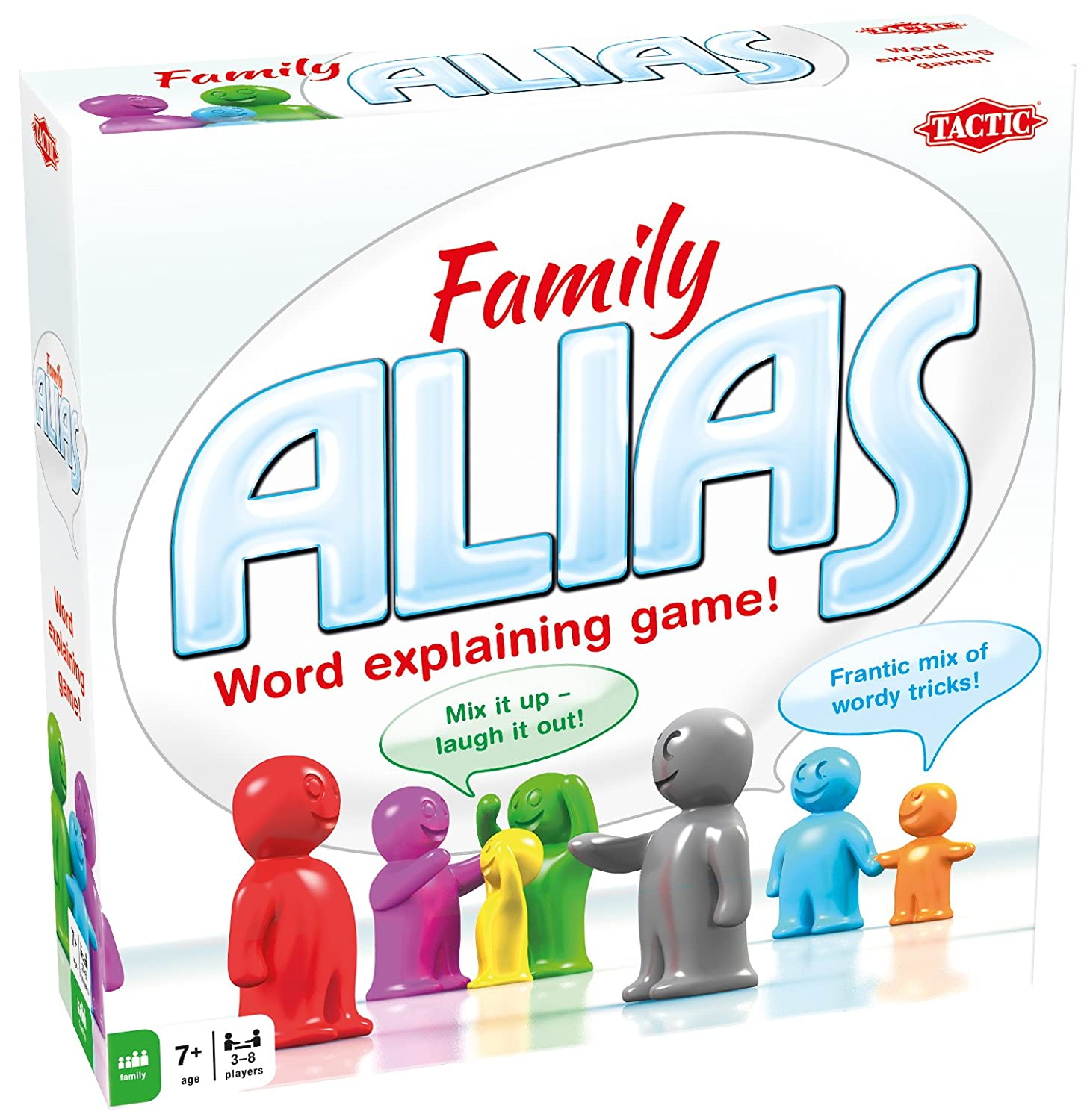 Alias Family Board Game