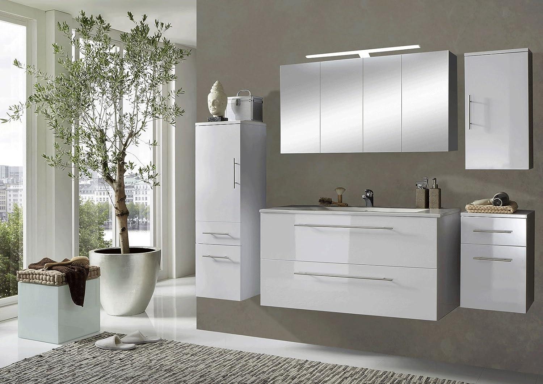 Exquisit Günstige Badmöbel Das Beste Von Designer Badezimmer Mit Softclose-funktion, 1 Waschplatz, 1