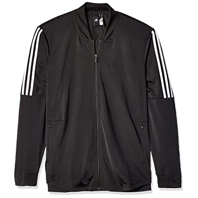adidas Men's Athletic Id Tricot Bomber: Clothing