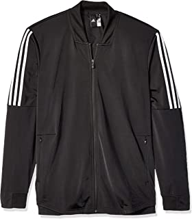 efc0640ff Amazon.com: adidas Men's Athletics Sport id Bomber Jacket: ADIDAS ...
