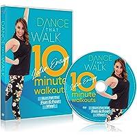 Dance That Walk - 10 Minute Latin Energy Walkouts: Low Impact Walking Workout DVD