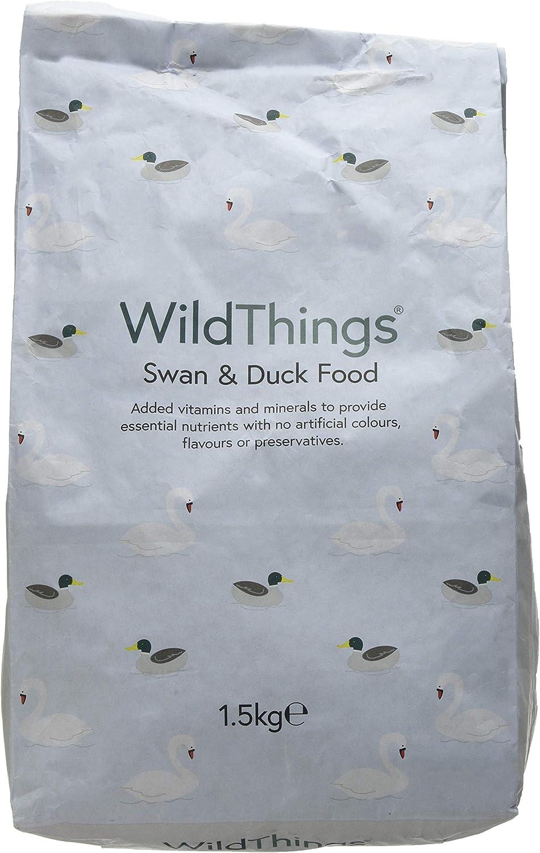 Wildthings Swan & Duck Food Nuggets Wild Things 1.5kg