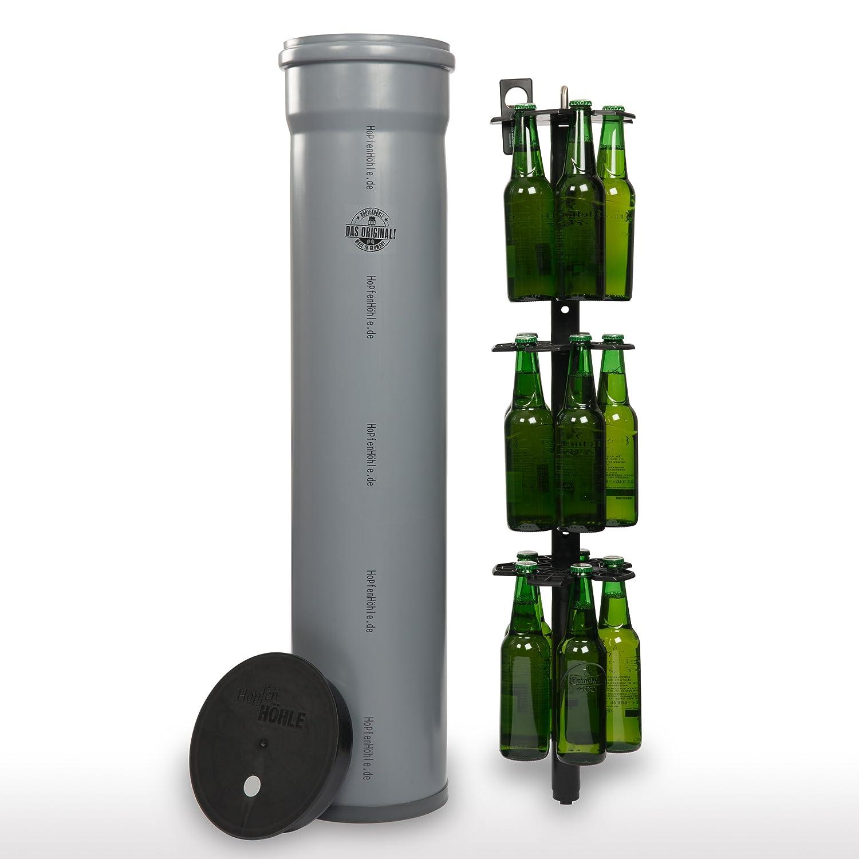 HopfenHöhle - Das Original: Outdoor Erdloch Bierkühler - Made in Germany!