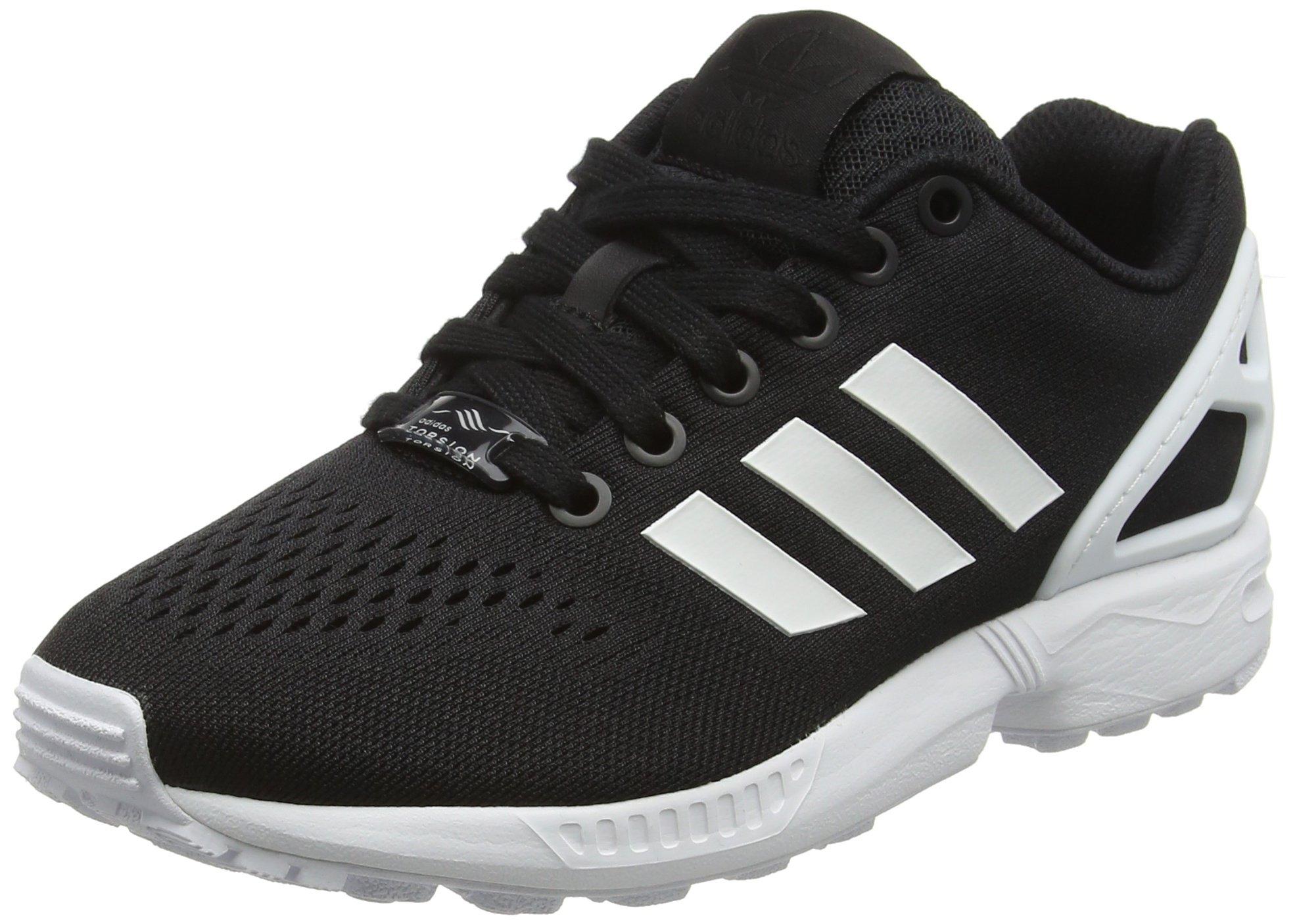 adidas Unisex Adults' Zx Flux Em Low-Top Sneakers- Buy Online in ...