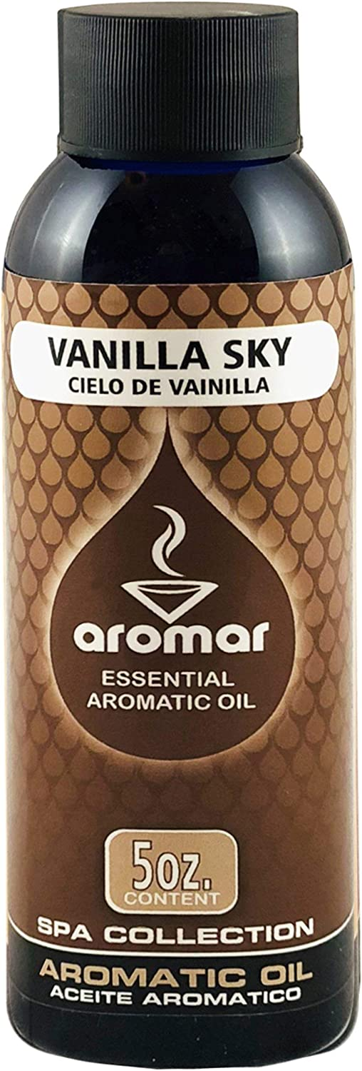 Fragrance Oil 4 Ounce Vanilla Sky Aromatherapy Essential Oil Scented Oil Scent Oil