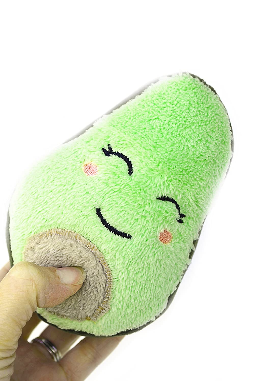 Kawaii Plush Avocado Stuffed Toy