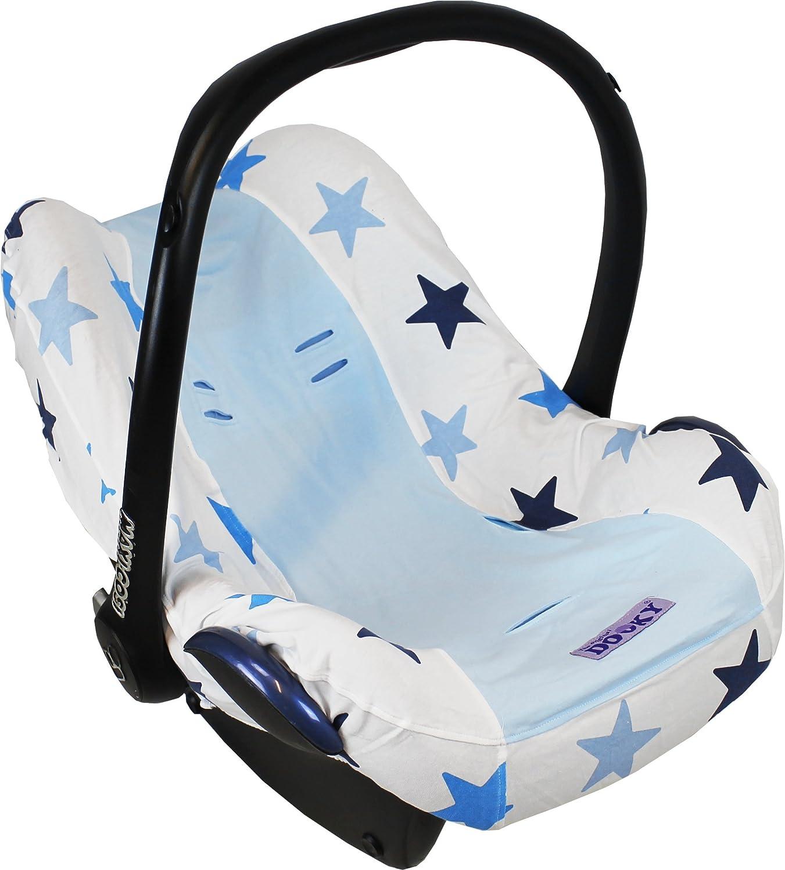 Dooky funda de asiento estrella azul