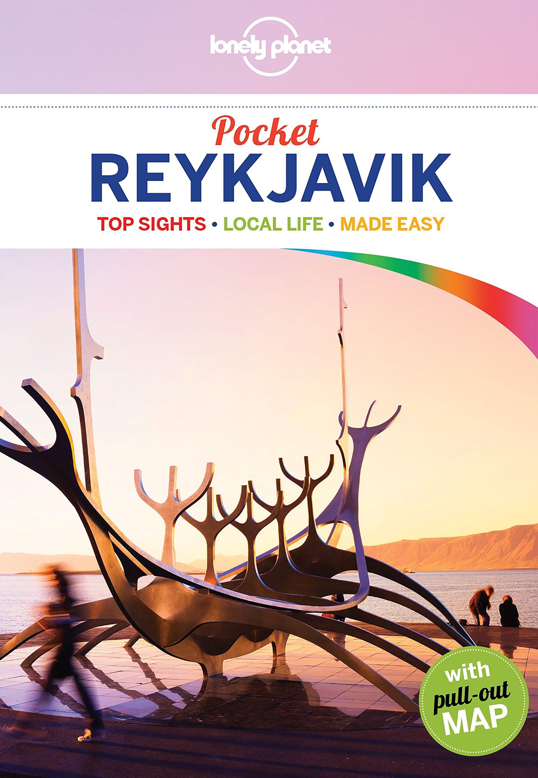 Lonely Planet Pocket Reykjavik (Travel Guide) Paperback – May 16, 2017 Alexis Averbuck 1786575485 Iceland Guidebooks
