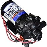Everflo EF5500-BOX 5.5GPM 12V Diaphragm Pump-1/2 FNPT Connection, 5.5 GPM