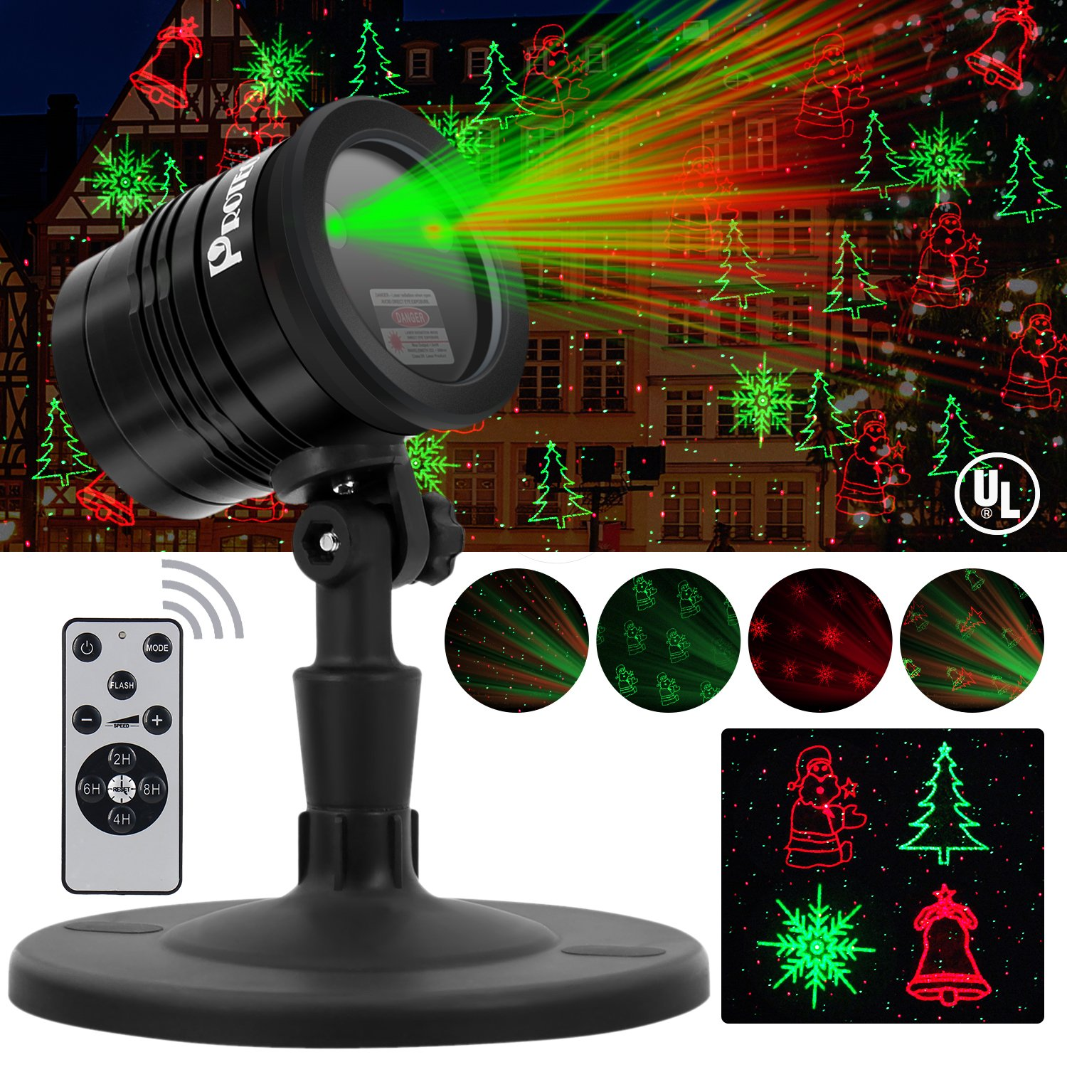 Amazon Christmas Projector Lights Laser Lights Laser Show