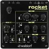Waldorf Rocket Synthesizer - Black/Green