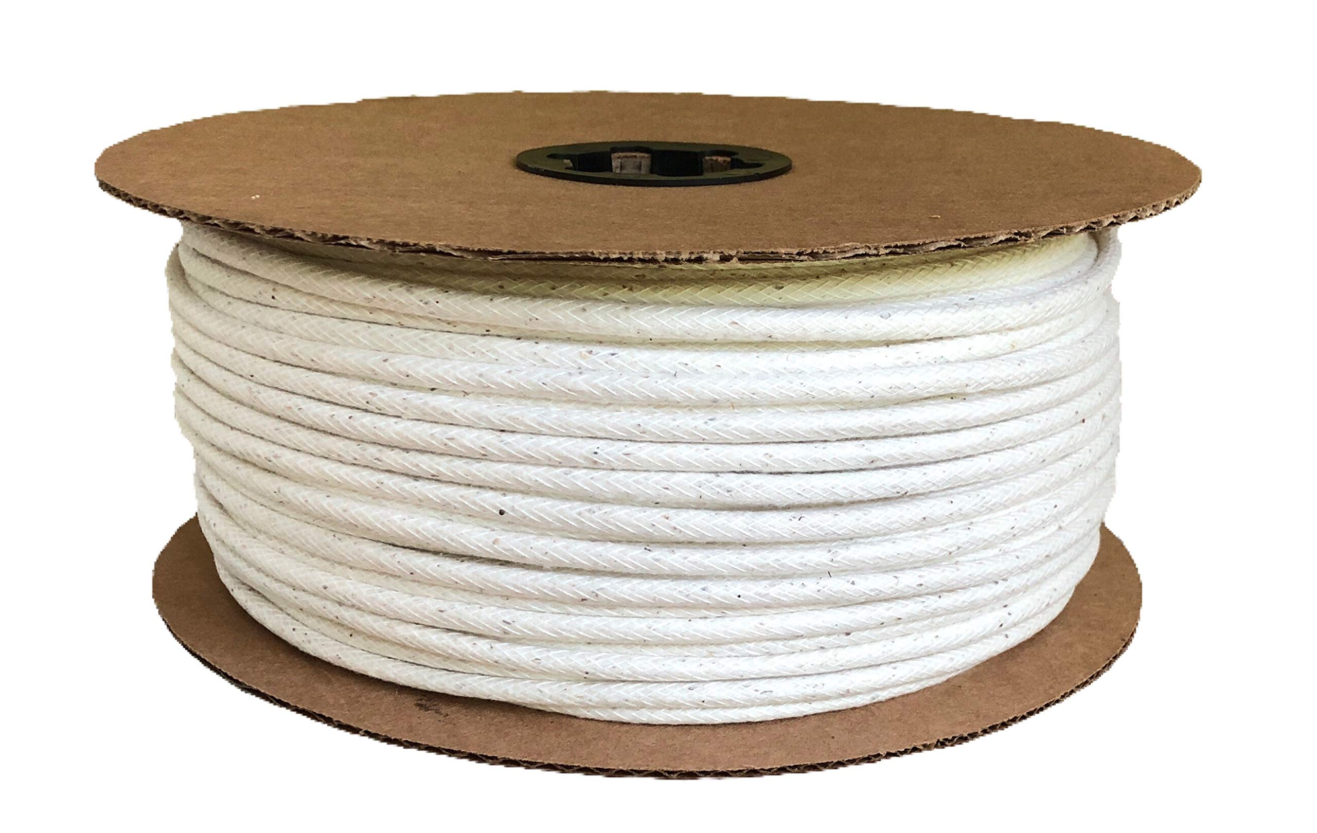 USA Cotton Piping Welt Cord All Sizes (#2[1/4''] 200 Yards) by Great Lakes Cordage
