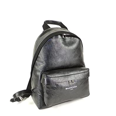 online store 46c99 253a1 Amazon | (バレンシアガ)BALENCIAGA EX NAVY LAMB バックパック ...