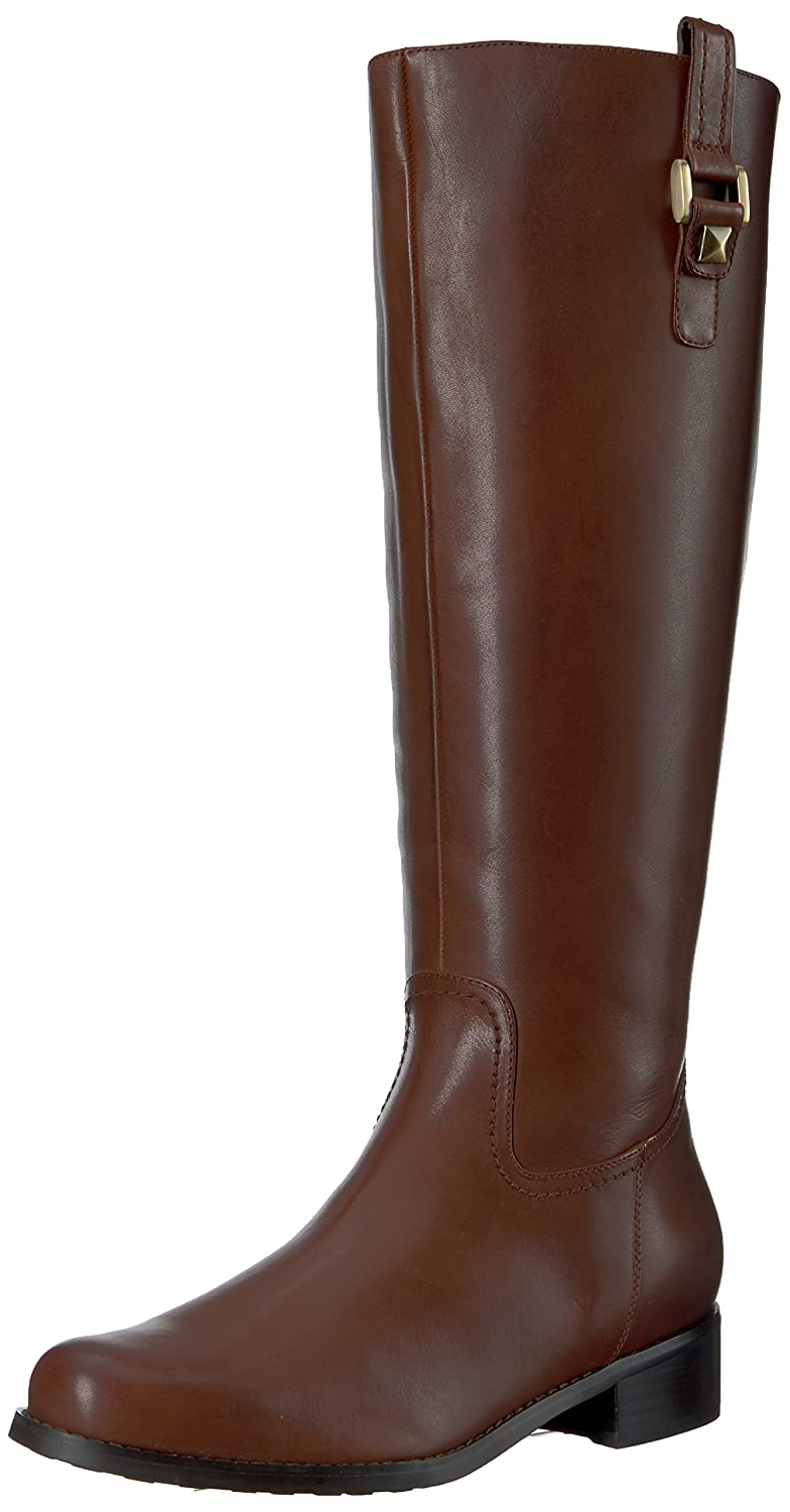 Blondo Women's Velvet Ws Waterproof Riding Boot B071FVB2HK 8.5 B(M) US|Butterscotch