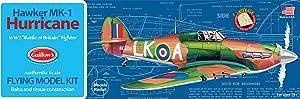 Guillow's Hawker MK-1 Hurricane Model Kit