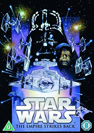 Amazon Com Star Wars Episode V The Empire Strikes Back Dvd Movies Tv