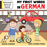 My First Words in German: (learn german) (English Edition)
