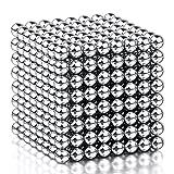 BARIHO Magnet Balls Desk Toys, 5MM Magnetic