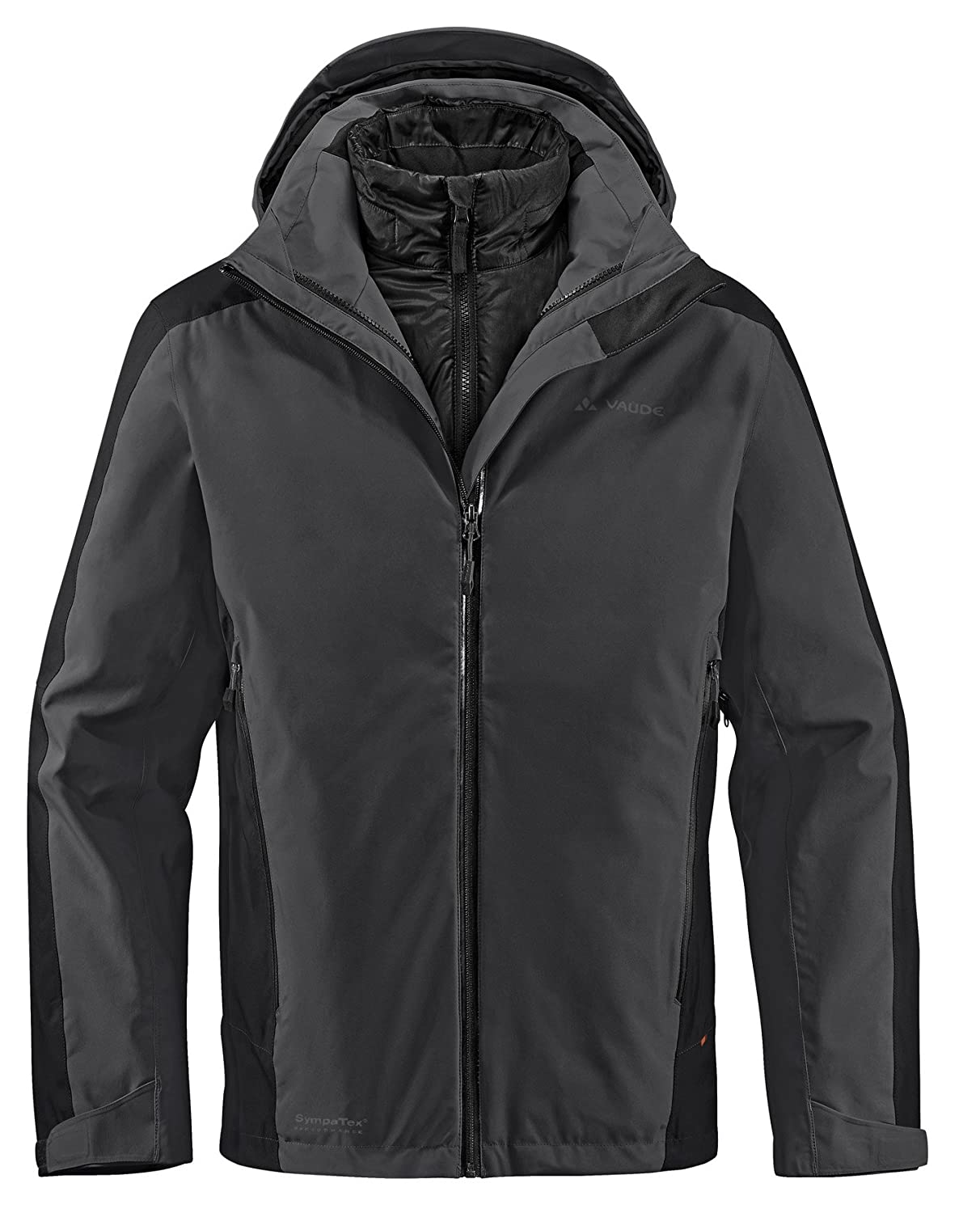 VAUDE Herren Doppeljacke Men's Nikka 3in1 Jacket