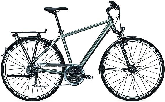 Bicicleta de trekking Kalkhoff Voyager 27 28 27 g Diamante Hombre ...