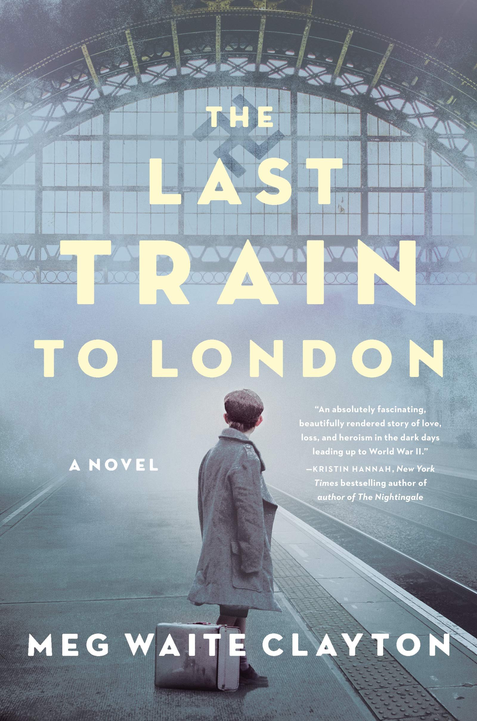 The Last Train to London: A Novel by Harper
