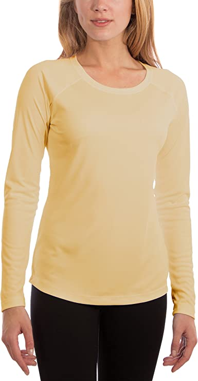 jeansian Damen UPF 50 UV Sun Protection Outdoor Sport T-Shirt SWT246