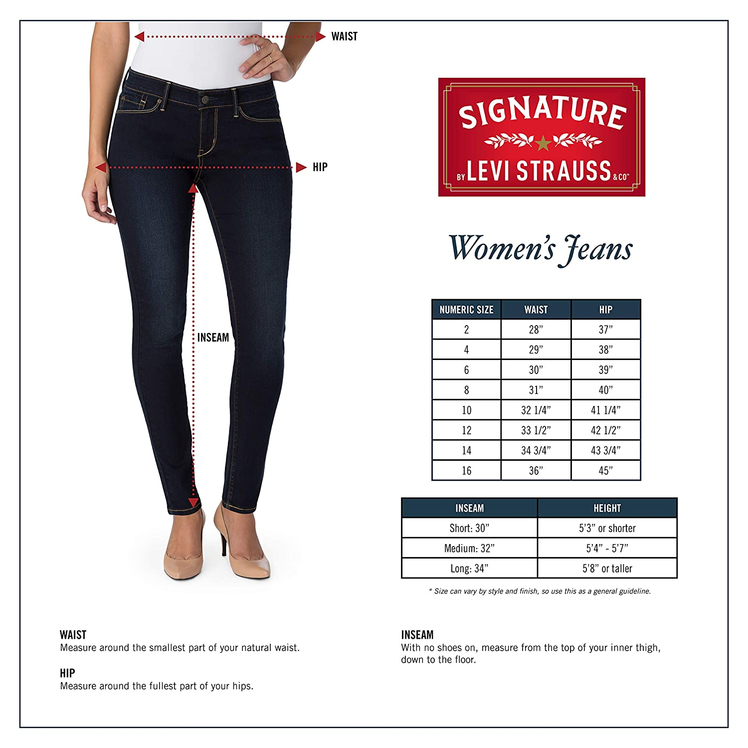 Amazon.com: Levi Strauss & Co. - Pantalones vaqueros para ...