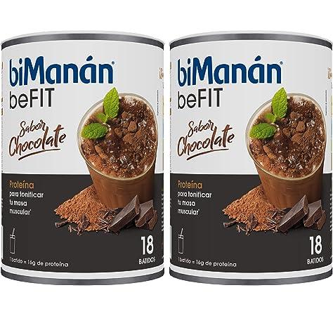 BiManán Pro - Batido Eco Chocolate, Pack de 1080 grs en Total ...