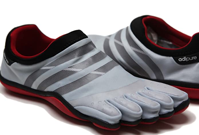 ADIDAS ADIPURE MEN'S US Size 11 Toe Shoes Barefoot Trainer Runner