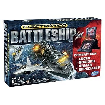 Hasbro Gaming Juego De Estrategia Hundir La Flota Juego