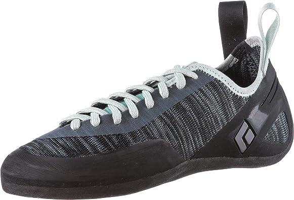 Black Diamond Zapatos de escalada de encaje Momentum para mujer