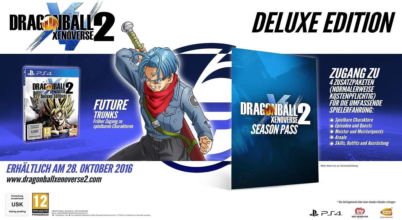Namco Bandai Games Dragon Ball XENOVERSE 2 - Deluxe Edition - Juego (PC, Windows 7, Windows 10, Acción, Dimps, T (Teen), En línea): Amazon.es: Videojuegos
