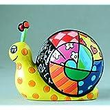 Romero Britto Mini Figur - Schnecke - Pop Art aus Miami - #334450