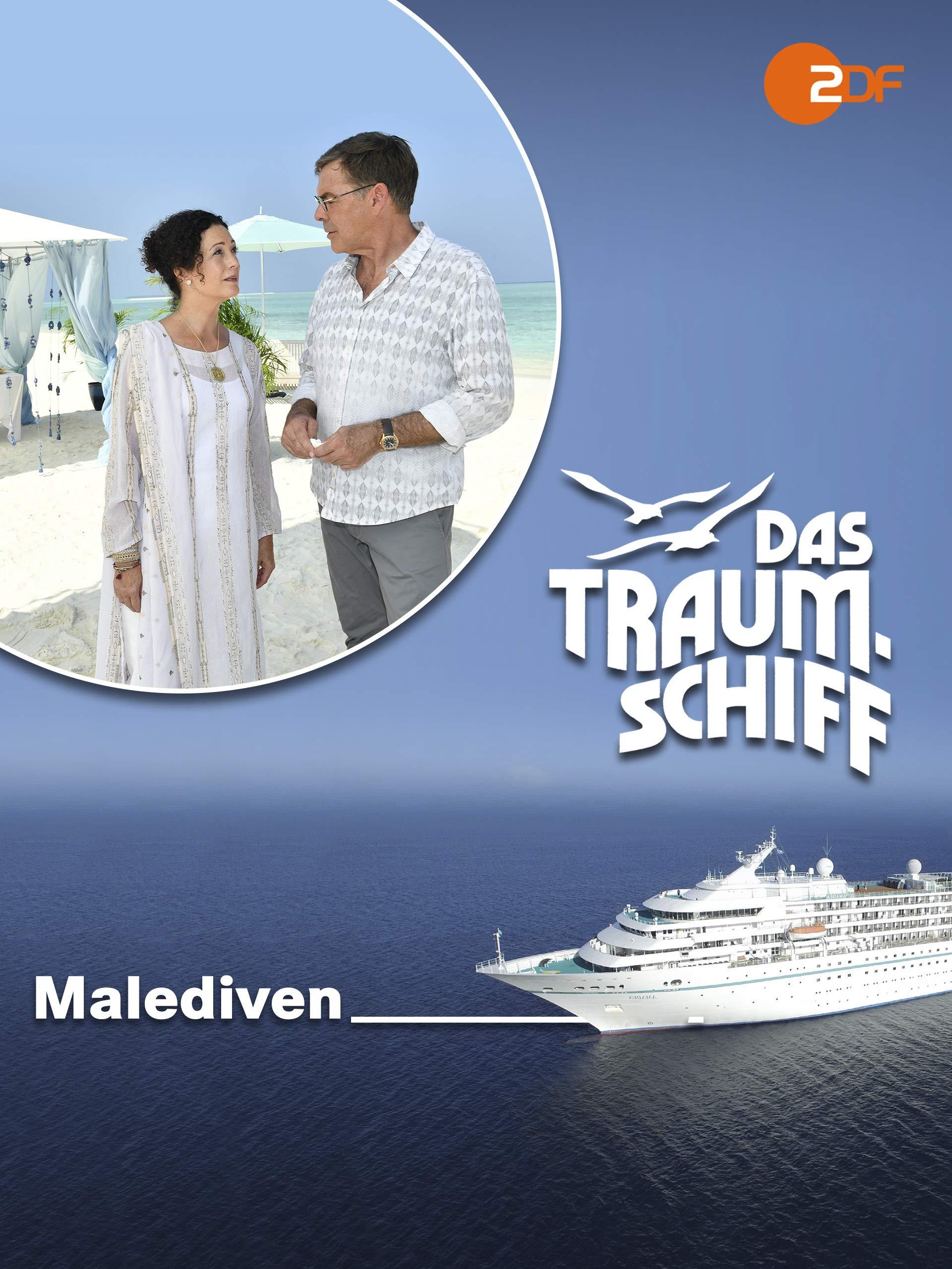 Das Traumschiff Malediven