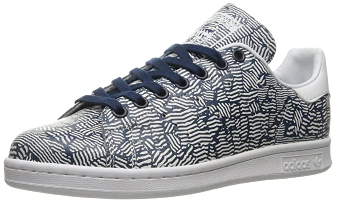 adidas Originals Women's Shoes Stan Smith Fashion Sneakers, Collegiate Navy/ Collegiate Navy/White