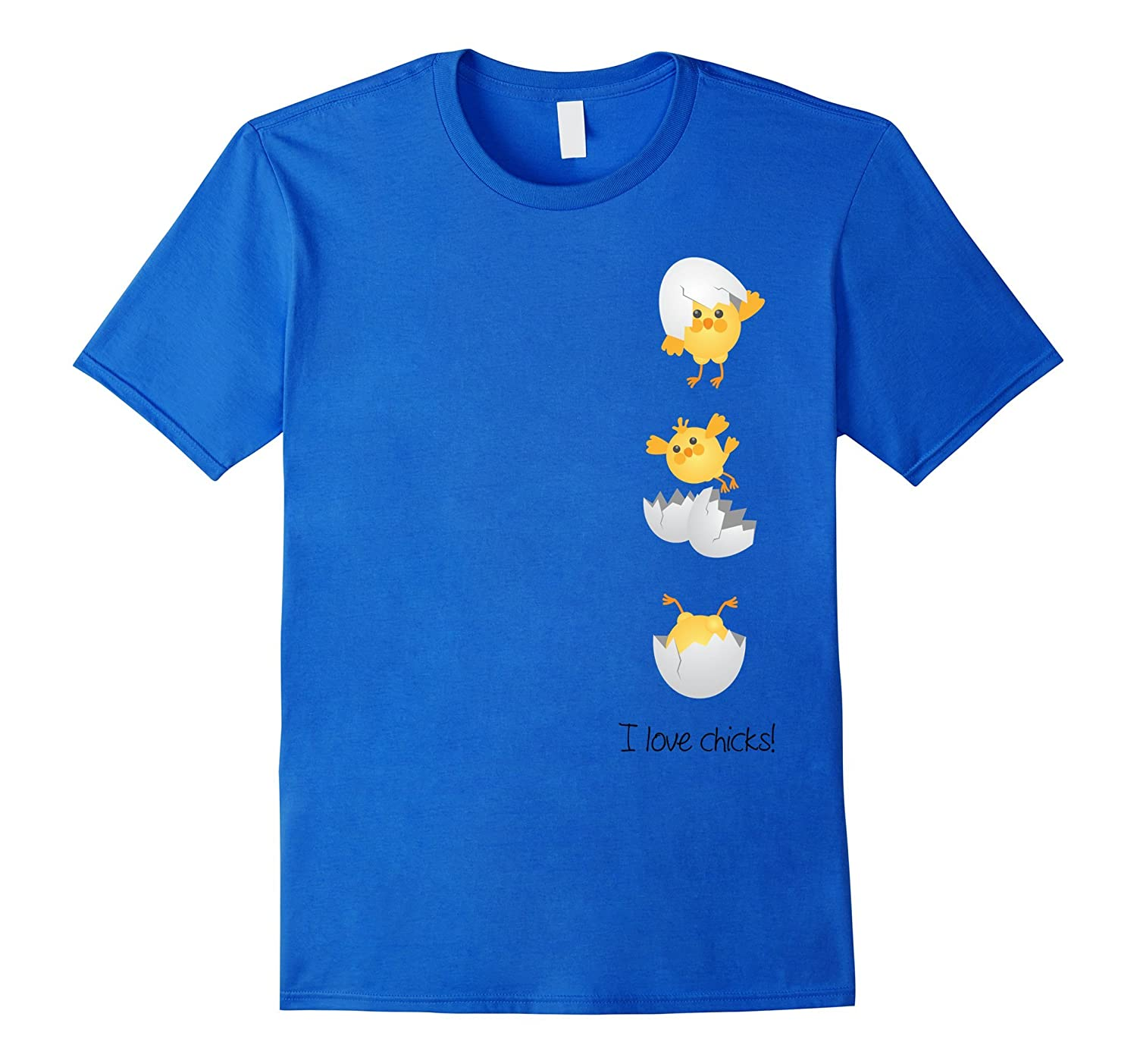 Aw cute chicken shirts baby chick hatching print t shirt for T shirt printing for babies