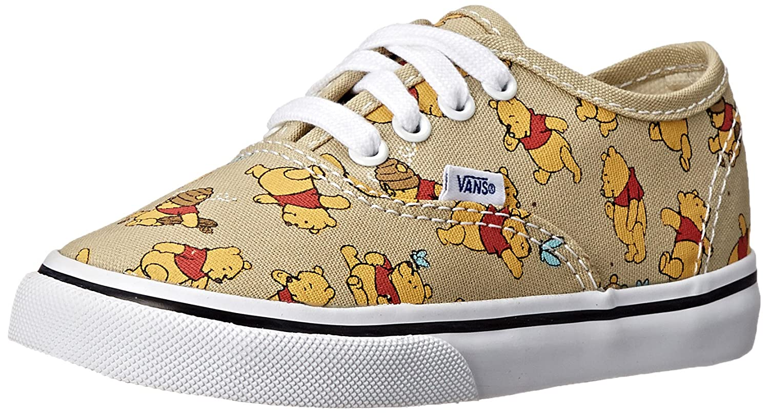 8434dc0648d6 Amazon.com  Vans Unisex Disney Infant Shoes Winnie The Pooh Cute Sneakers  Size 10  Shoes