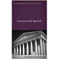Commercial Speech (Constitutional Law Serites)