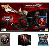 Tekken 7: Collector's Edition + Lego Dimensions Ninjago Nya for PlayStation 4 or PS4 Pro Console